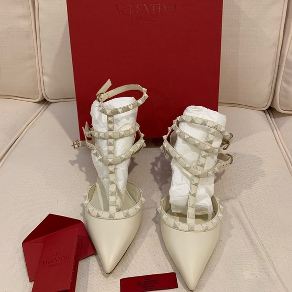 Valentino Shoes - Valentino Rockstud
